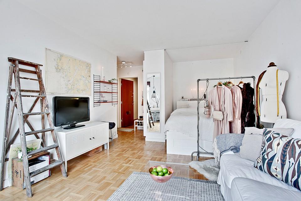 Mes inspirations d co pour un petit espace destination for Chambre ado 13m2